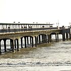 Boscombe Pier 2010 by Red47