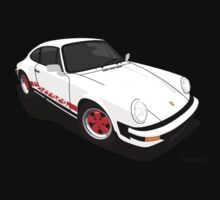 My own 911 in white One Piece - Short Sleeve