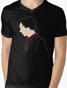 Consulting Detective (sans text) Mens V-Neck T-Shirt
