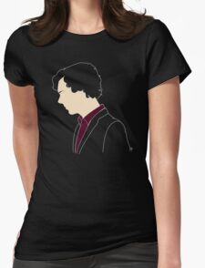 Consulting Detective (sans text) Womens Fitted T-Shirt