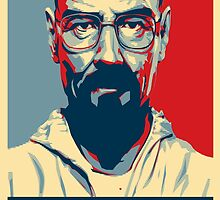 Walter White / Heisenberg - Let's Cook by HiddenCorner
