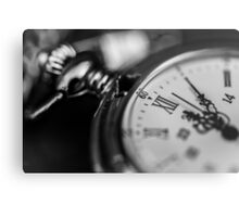 Pocket Watch, The Time is Yours Metal Print