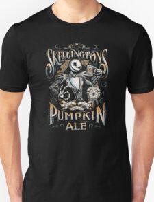 Skellingtons Pumpkin Royal Craft Ale T-Shirt