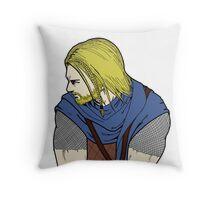 Sovngarde Awaits Throw Pillow
