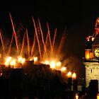 Edinburgh Festival Fireworks 2011 (I) by Shienna