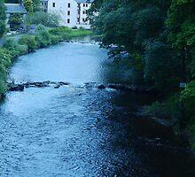 'Rapids' by the Brig-a-Doon, Ayrshire by raekin