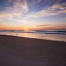 Spray Beach Sunrise by Michael  Dreese