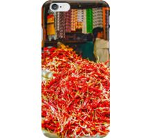 Red Chilies  iPhone Case/Skin