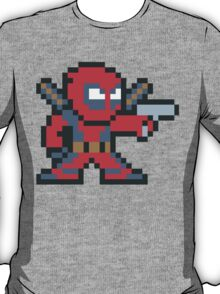 8-Bit Deadpool T-Shirt