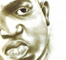 "BIG ""Biggie Smalls"" by Jordan Johnson"