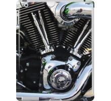 Motorcycle engine iPad Case/Skin