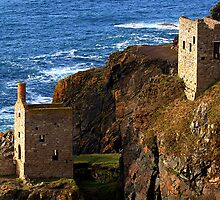 BOTALLACK MINE by AndyReeve