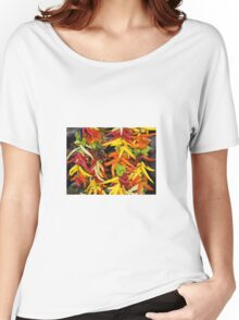 Chilies Women's Relaxed Fit T-Shirt