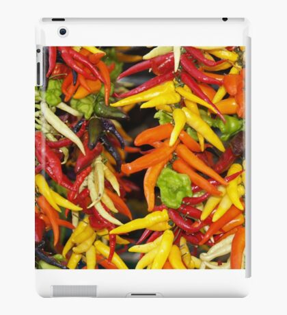 Chilies iPad Case/Skin