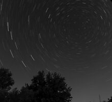 Naples Star Trails by absolutegent
