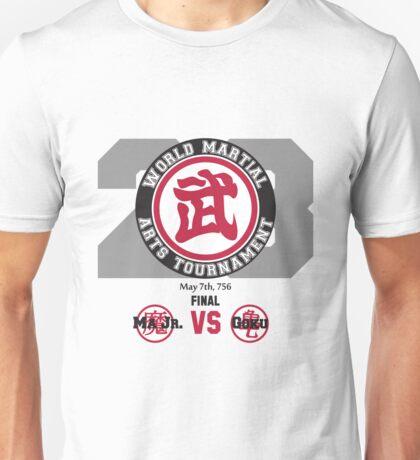 23rd World Martial Arts Tournament (Dragonball Z) Unisex T-Shirt