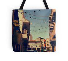 Bahrain Alleyway Tote Bag