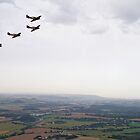 Hurricanes over Kent by Mike Rivett