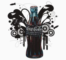 vintage coke by ecrimaga