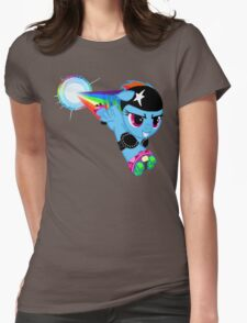 Taste the Rainbow Womens Fitted T-Shirt