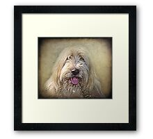 The first time I saw you ~ Framed Print