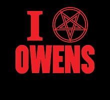 Hail Owens Pentagram by BloodPactScout