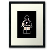 Lego Prince Framed Print