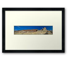 Manly Point, Death Valley National Park Framed Print