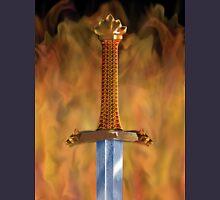 VIKINGS, Viking Sword, Valhalla's Swordsmith, Norse mythology, Norsemen Unisex T-Shirt