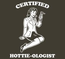 Certified Hottie-ologist v.1.0 by ninjaink