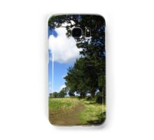 Trees and Field Samsung Galaxy Case/Skin