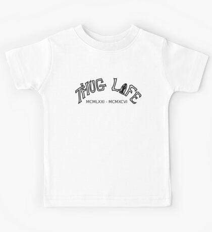 THUG LIFE Kids Tee