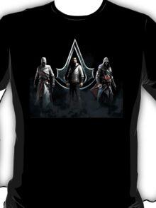 assassins creed altair ezio T-Shirt