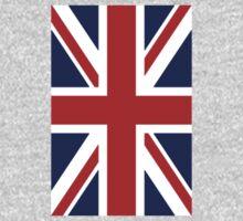 UNION JACK, British, Union Jack Flag, 2:3 UK, United Kingdom, UK, GB, Portrait Kids Tee
