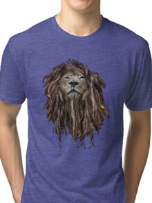 Lion Of Judah Tri-blend T-Shirt