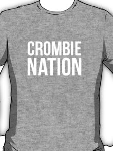 Crombie Nation T-Shirt