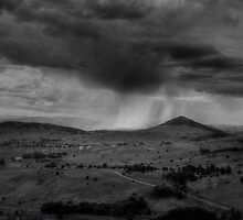 Storm Coming - Cripple Creek Colorado by jphall