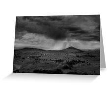 Storm Coming - Cripple Creek Colorado Greeting Card