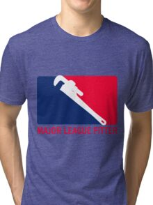 Major League Fitter Tri-blend T-Shirt