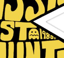 Sticker: Not So Wordy Ghost Eater Sticker