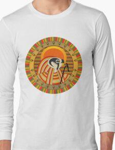 Egyptian god of sun Ra Long Sleeve T-Shirt