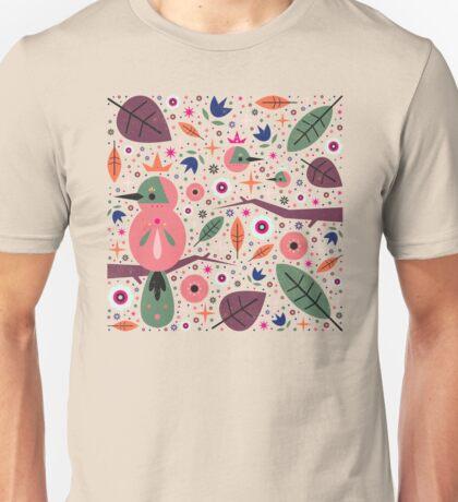 Royal Birds of Paradise  T-Shirt