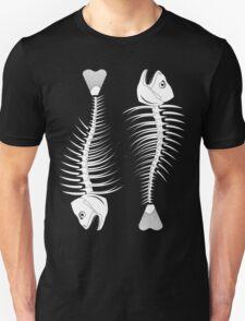 skeleton of fish T-Shirt