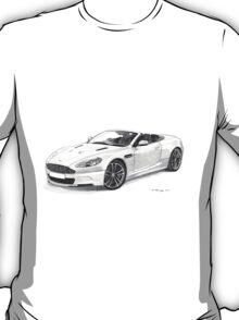Aston Martin DBS Volante T-Shirt