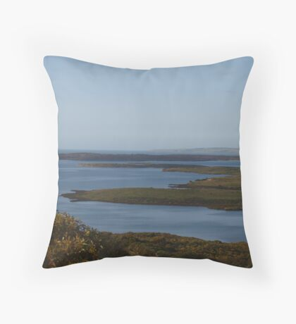 Untouched Throw Pillow