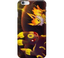 Midnight Thunder iPhone Case/Skin