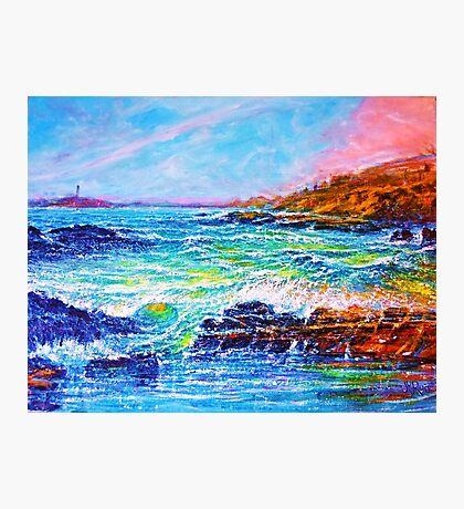 Blustery Bay Photographic Print