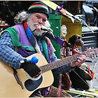 Dan the Busker, Ireland. by JoeTravers