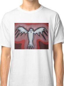 Spirit Crow original painting Classic T-Shirt