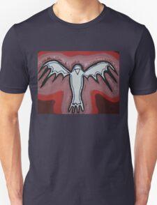 Spirit Crow original painting Unisex T-Shirt